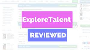 explore talent review don t join until