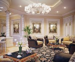 drawing room design ideas classic decor large chandelier