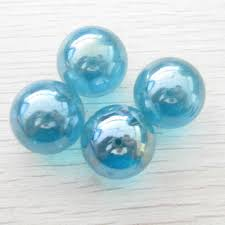 Decorative Marble Balls Beauteous 32pcs Glass Ball 32mm Marbles Classic Home Fish Tank Decoration