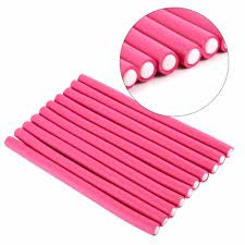 Set Flexi Rods Soft Foam Bendy Hair Roller Plastic Hair Curling Magic Diy Styling Sticks Tools Hair Curler For Hairstyle The Best Rollers Best Hair