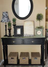 front entry table. 7+ Editorial-worthy Entry Table Ideas Designed With Every Style Front O