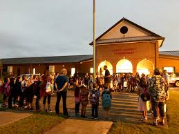 Leroy Massey Students Participate in See You At The Pole - AllOnGeorgia