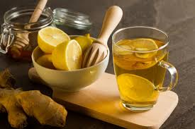 hot lemon drink with honey and ginger the marshmallow plant has been used to treat sore throats