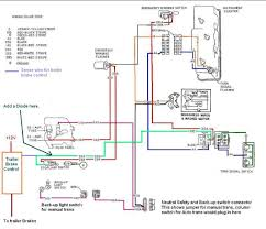 ford trailer wiring diagram wiring diagrams ford trailer wiring diagram 7 way trailer brake controller wiring diagram elvenlabs com for ford