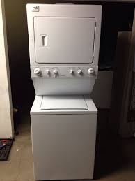 over under washer dryer. Kenmore Stackable Washer Dryer | Newer 27\u2033 Washer/Dryer Over Under Pinterest