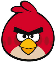 angry birds drawing for kids. Brilliant For The Angriest Of Art Subjects Angry Birds  Intended Drawing For Kids H