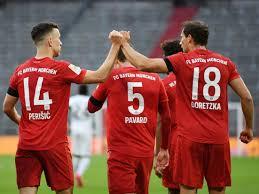 Bayern Munich vs Eintracht Frankfurt result and report | The Independent
