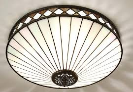 art deco lighting. fargo 2 lamp flush tiffany light art deco style lighting r
