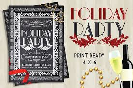 Holiday Flyers Templates Free 27 Holiday Party Flyer Templates Psd Free Premium