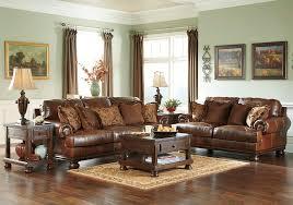Elegant Genuine Leather Sofa
