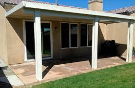 solid top alumawood patio color desert sand