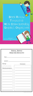 Best 25 Book Review Template Ideas On Pinterest Writing A Report ...