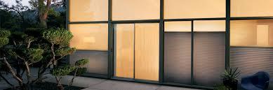 elegant patio door treatments patio amp sliding glass door window treatments hunter douglas outdoor decorating photos