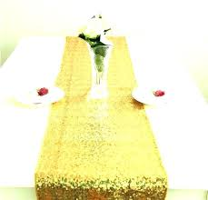 rose gold table runner outstanding gold table runner gold runners for tables gold table runner table