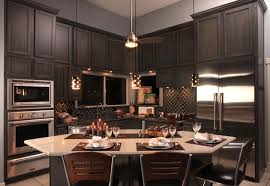 Traditional Thermador Kitchen Featuring Freedom Refrigeration, Professional  Combo Over With Microwave, Oven And Warming