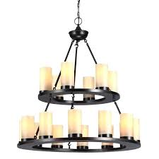 18 light chandelier burnt sienna round free style selections starburst