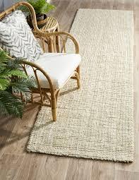new jasmine bleached jute rug