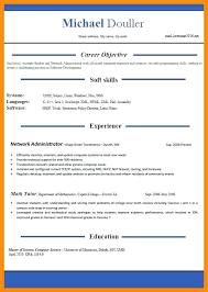 Most Current Resume Format Most Recent Resume Format Developer