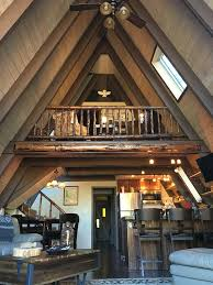 The Spotted Owl Chalet. A Frame ...