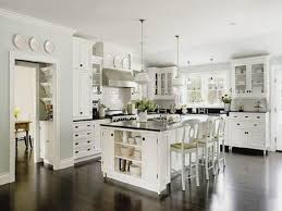 white kitchen wood floor elegant white kitchen cabinets and dark wood floors beautiful dark wood