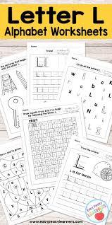 58 Best Alphabet Ll Images On Pinterest Letter Song Alphabet