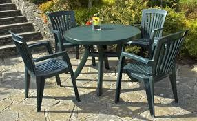 Outdoor Furniture Recycled