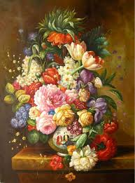 famous paintings of flowers famous flower oil painting hot view famous flower oil painting