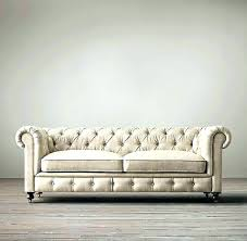restoration hardware couch leather sleeper sofa lancaster reviews rest