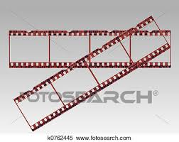Film Strips Pictures Stock Illustration Of Transparent Film Strips In Vector Format