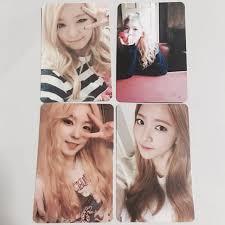 Red Velvet Ice Cream Cake Photocards Entertainment K Wave On Carousell