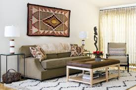 rug doubles as wall decoration