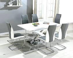 white hi gloss dining table white hi gloss dining table high gloss dining table with 4