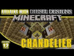 minecraft ep12 chandelier building with sel modded survival series