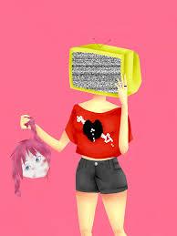 tv head. tv head by srcpcsoha