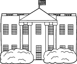 Small Picture White House Coloring Page Free Coloring Kids Coloring Pages In
