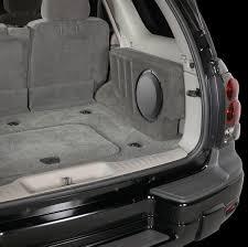 Car Audio - Stealthbox® - Chevrolet - Trailblazer