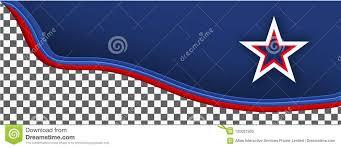 American Flag Website Background Website Header Or Banner Design Star On American Flag