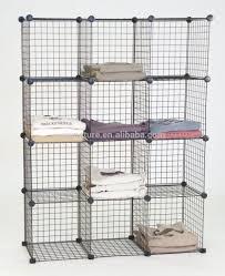 Wire Storage Cube Maidmax Set Of 6 Free Standing Wire Storag. 100 .