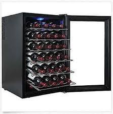 vinotemp wine fridge. Wine Cooler Vinotemp VT-28TS 28-Bottle Fridge C