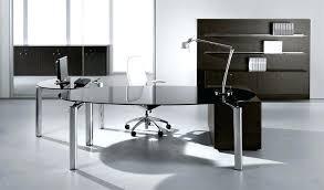 glass corner office desk. Glass Office Desks Very Elegant Desk All Design Throughout Designs Intended For Modern Corner