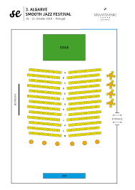 Jazz In The Gardens 2018 Seating Chart Bronce Deluxe Room Garden View From 3 Nights Concerts Thu Fri Sat Sun