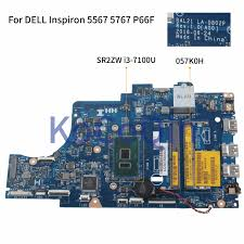 KoCoQin Laptop motherboard <b>For HP Pavilion 15 R</b> 250 G3 Core I3 ...