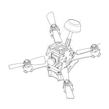 Vliegtuigen En Drones Kleurplaten Kleurplatenpaginanl