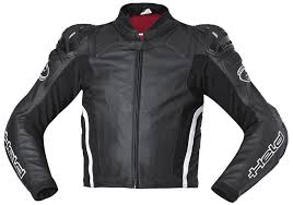 held safer motorcycle leather jacket