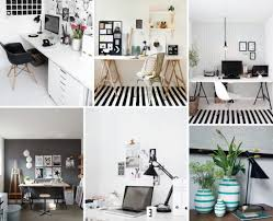 inspiration office. Stylish Home Office Sara Elman For Inspiration