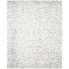 gray chevron rug ivory charcoal 8 ft x ft area rug gray chevron bathroom rug