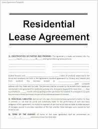 lease agreement sample printable sample free lease agreement template form real estate