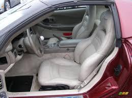 Shale Interior 2003 Chevrolet Corvette 50th Anniversary Edition ...