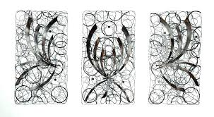 wrought iron wall hanging outdoor wall hanging decor wall art metal home decor ideas rustic wine