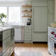 Green Kitchen Cabinets Home Decor Ideas Designs Furniture Inspiring